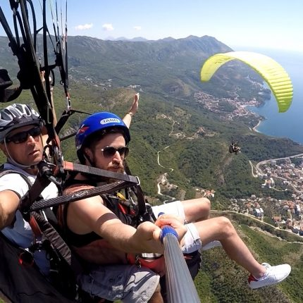 Budva-paragliding-thermal-flight (3)